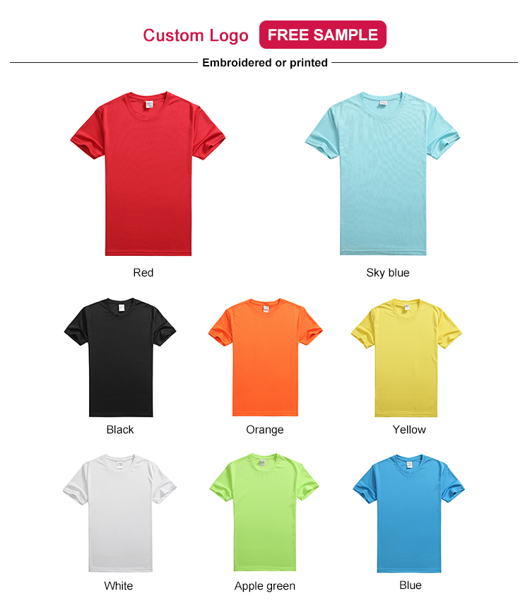 High Quality Custom T-shirt With Your Own Design