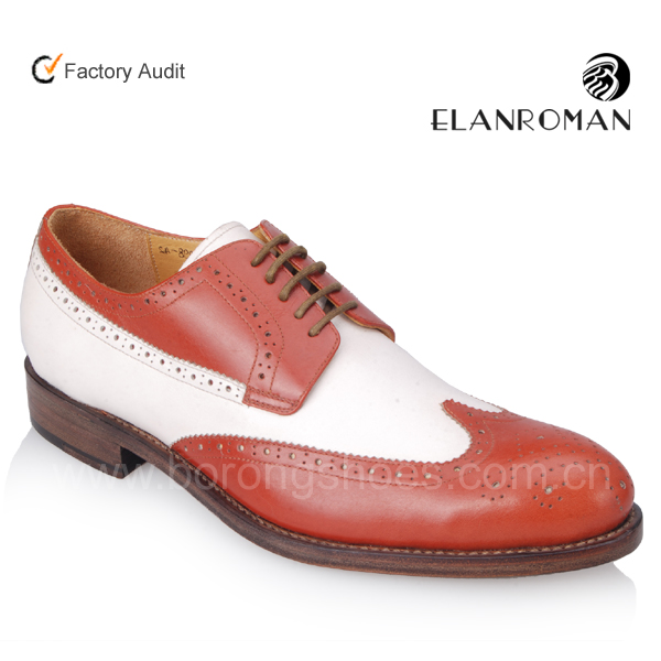 colored oxford dress men luxury Entry leather shoes Tqt66a