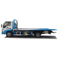 New coming new JAC tow truck 3tons 4tons 5tons wrecker bodys price