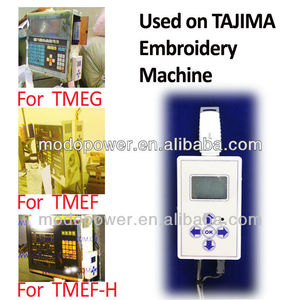 Tajima Embroidery machine USB reader