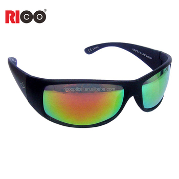 7fde1d8a99b Custom made outdoor sport sunglasses test UV 400 Cat.3 sun glasses with FDA  CE