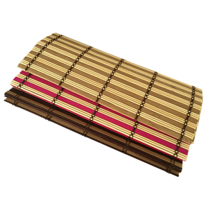 Wholesale Washable bamboo under table mat with free sample