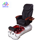 remote control massage pedicure chairs covers with MP3/pedicure manicure chairs/used spa pedicure chairs