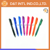 Special design colorful creative erasable gel pen