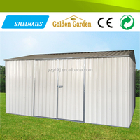 galvanized high snow load hot sale easy building prefab house shed