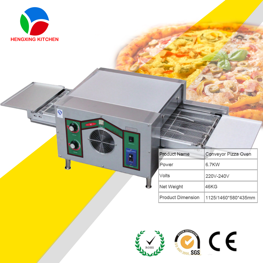 conveyor belt electric oven/tunnel baking oven/pizza oven electric