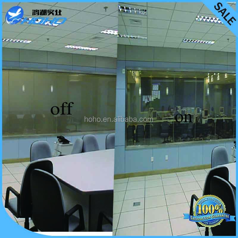 Office partition Self adhesive smart film made in Shanghai CHINA