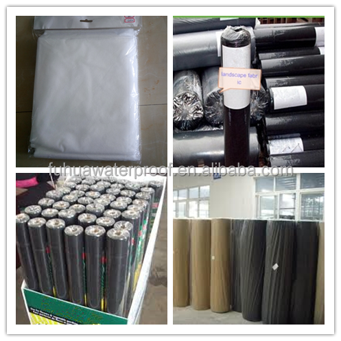 China factory pp agriculture fabric for greenhouse&weed control&landscape