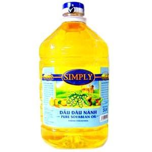 Simply Soybean Oil 5l