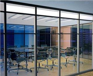 Duitse ontworpen demonteerbaar kantoor partitie demonteerbaar