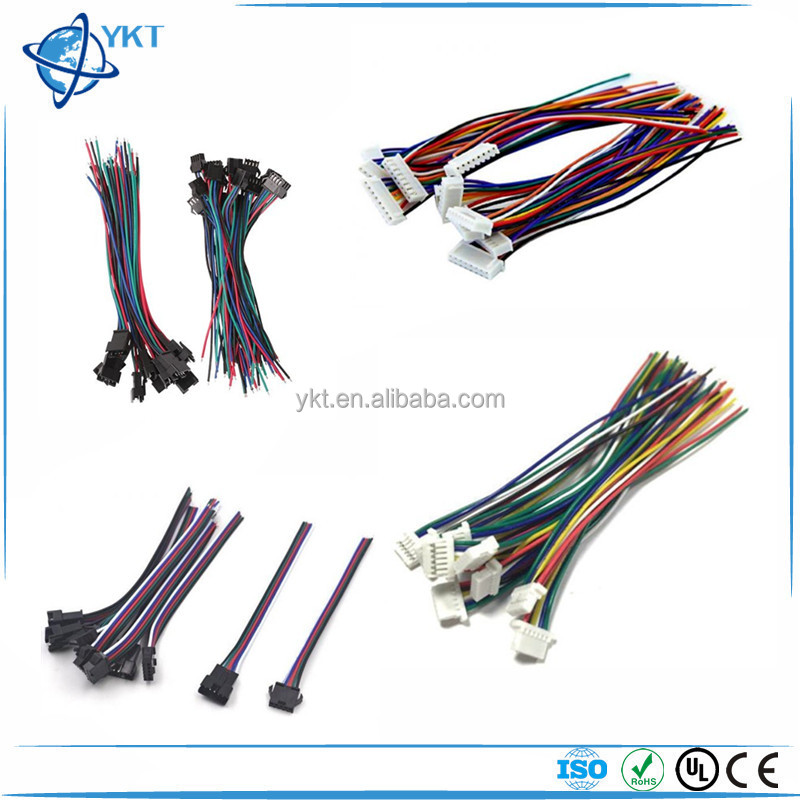 auto wire harness pins 3 pin connector auto wire harness pins, auto wire harness pins suppliers and Wire Harness Assembly at creativeand.co