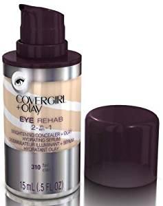 Covergirl Plus Olay Eye Rehab Concealer - Fair (Pack of 2)