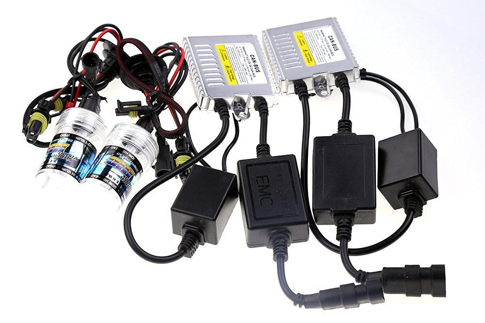 12V/35W Canbus HID Conversion Xenon Kit H7 Xenon Bulb Car HID Headlight With Slim AC Ballast