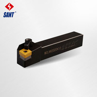 Indexable external lathe cutting tools M type cnc turning tools