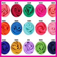 2015 New Women's Fashion special pattern color printed chiffon georgette silk scarf shawl pashimina
