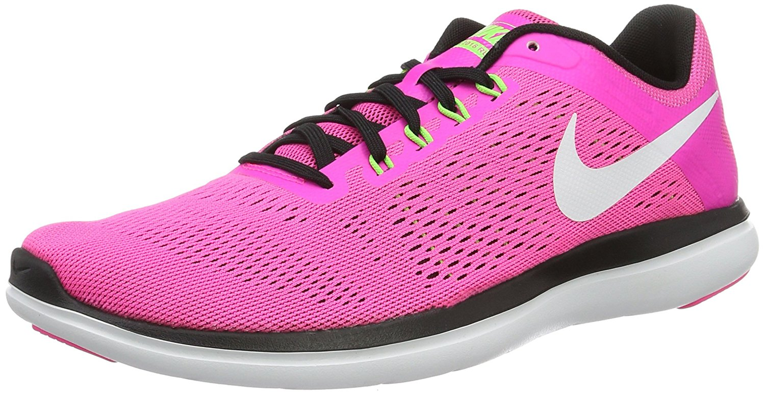 5cb3e29540794 Get Quotations · Nike Women s Flex 2016 Rn Running Shoe