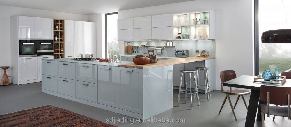 Puerta Panel Cristal Mueble Cocina