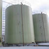 Vertical oil /diesel tank design as requirement