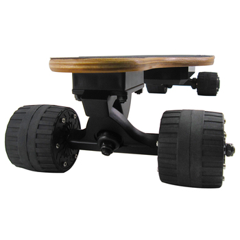 DIY removable battery electric skateboard longboard