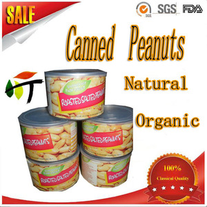 Hot Sale Crispy/Yummy/Nutritious Beer Nuts wholesale, Canned roasted Salted Peanuts in Tins