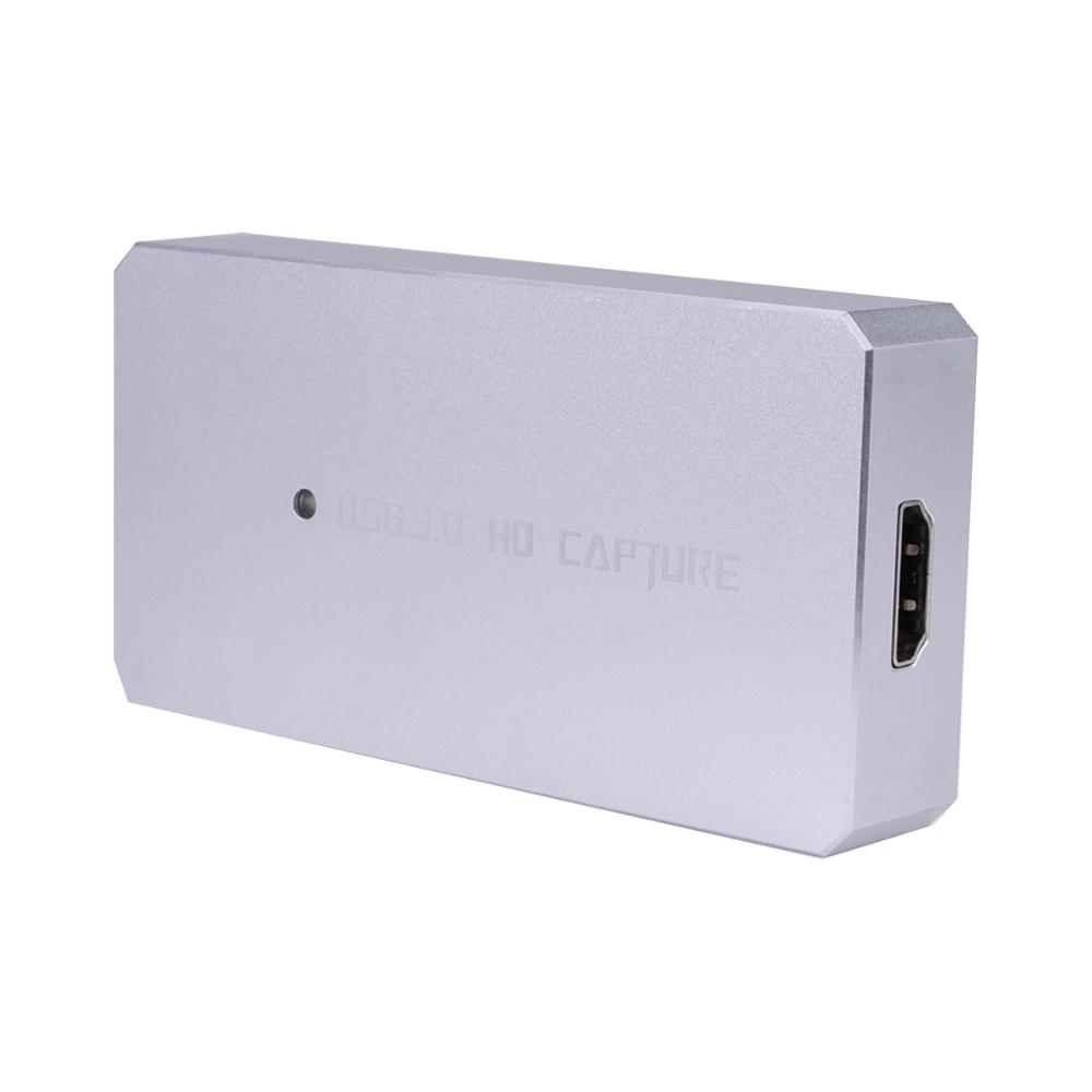 HDMI to USB3.0 Video Converter 1080P@60fps USB UVC Video Capture ezcap287P
