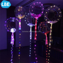 18 inch 24 inch 30 inch white led balloon light with battery sheet for all events