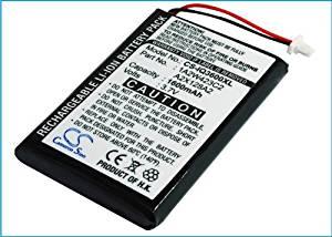 VINTRONS Li-ion BATTERY Pack Fits Garmin 3600, 1A2W423C2, A2X128A2, 3600a, iQue 3200