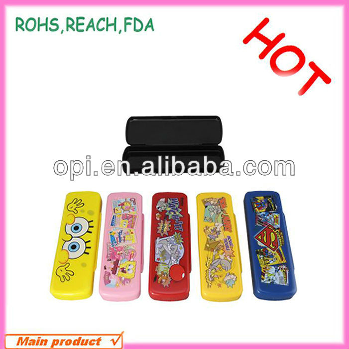 hot selling and fashion school and office jeans pencil case