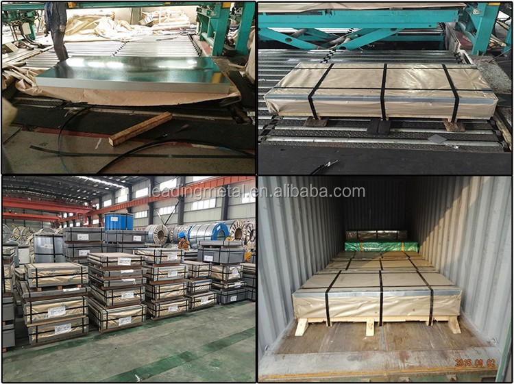 top used metal roofing sale