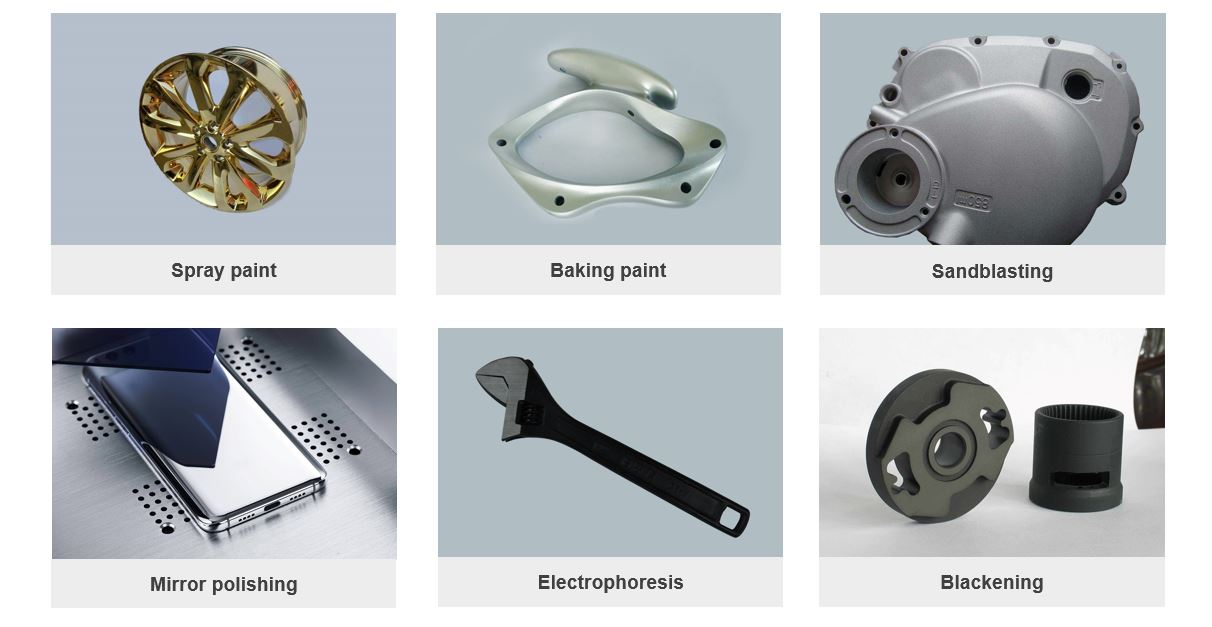 High precision MIM stainless steel inspection connecting parts with good performance OEM factory from China