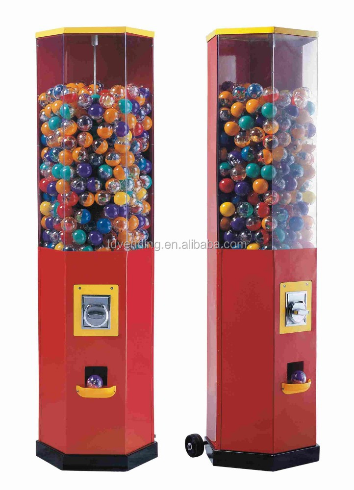 150cm Height Toy Capsule Vending Machine