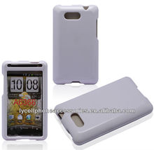 Fancy Mobile Phone Accessory For HTC Legend G6 A636 White Glossy Hard Case