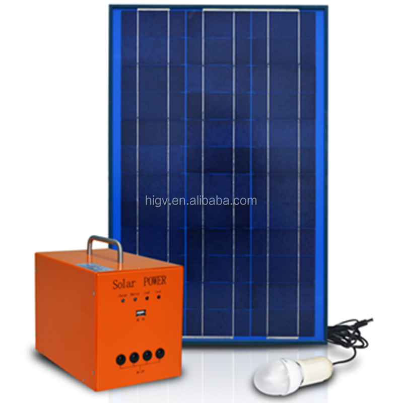3Kw Whole House Solar Power System With Portable