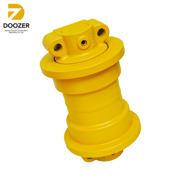 SK330 LC64D00005F1 Track Bottom Roller Excavator Parts for Caterpillar