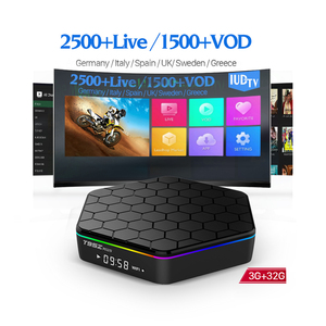 T95ZPLUS Android TV Box IPTV Box with Full Indian Channels IUDTV Free IPTV Server Software Download