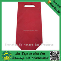 2016 manufacturerrecyclable non woven bags in dubai online shopping