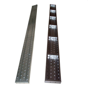 Metal Building Material, Tianjin SS Group anti-rust galvanized steel flooring deck