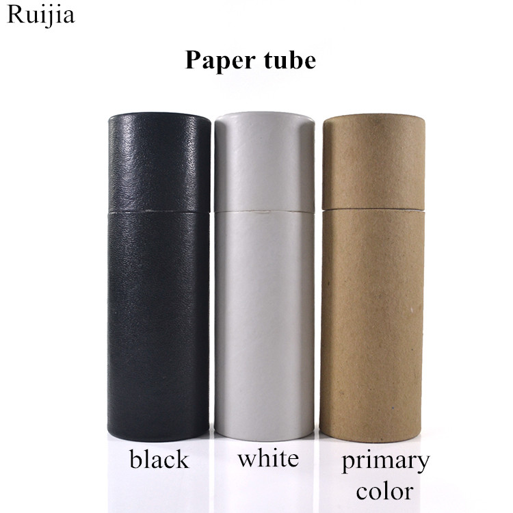 30ml Craft Paper Tube for e liquid glass dropper bottles