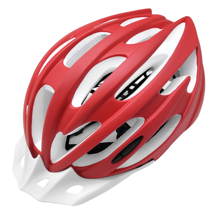 Matte-airflow-bike-helmet-bicycle-helmet-with