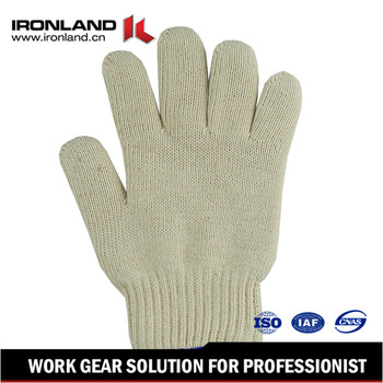 Economy Knitting Cotton Working safety Gloves