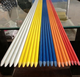 fiber reinforced plastic rod, glass fibre stakes for nursery and planting