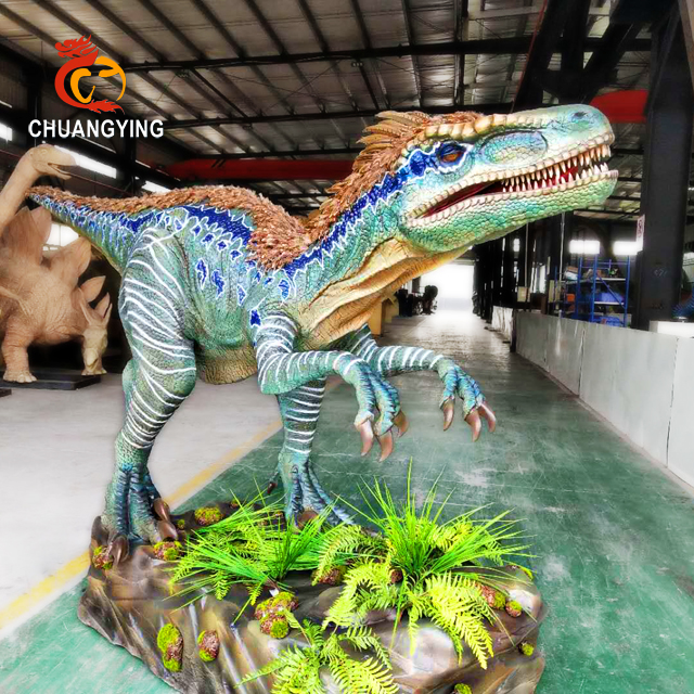 Jurassic world theme park equipment life size real realistic animatronic dinosaur <strong>for</strong> <strong>sale</strong>