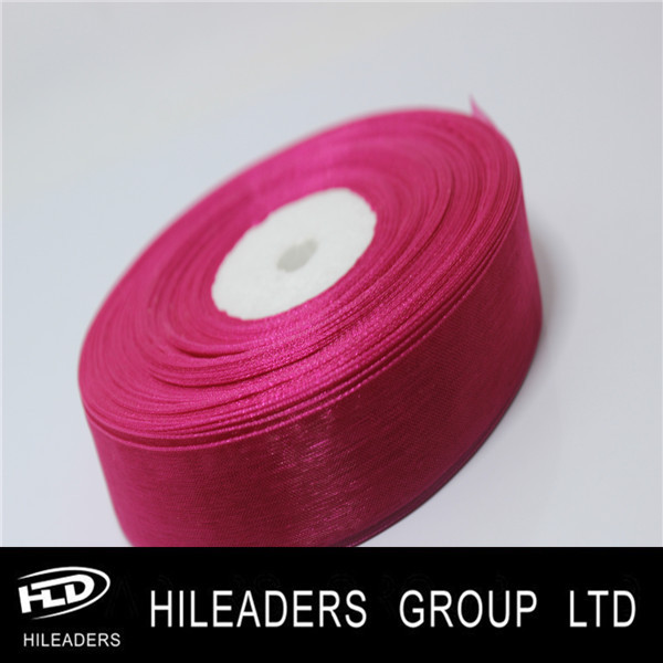 Wholesale India Quality Celebrate Ribbon Decorative Organza Ribbon