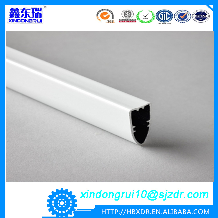 top quality aluminium roller shutter profiles made in china