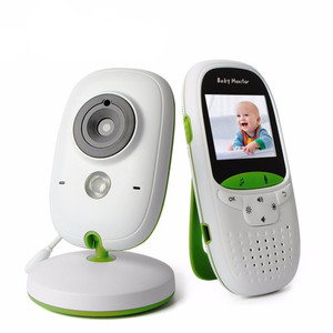 2 Inch Electronic Babysitter Video Night Camera Wireless Baby Monitor