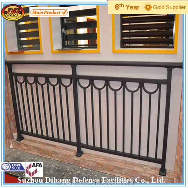 Outdoor Wrought Iron Railing Parts rod iron railing partsWrought