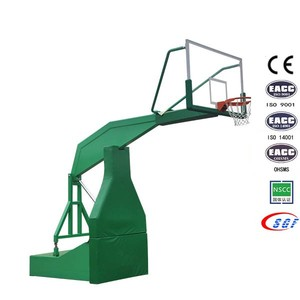 Professional Customized Best Outdoor Basketball Hoop System Portable