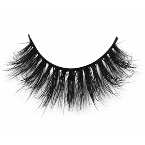 Stock Wholesale Super Soft Imitated 100% Thick 3D Mink Eyelashes