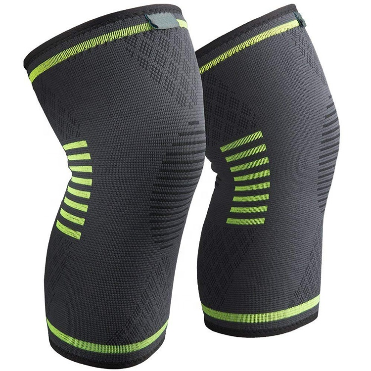 custom knee support neoprene 7mm knee sleeves, Blue/green/red/black/gray/orange/rose red/other standard color