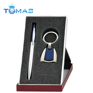 2018 the best corporate gifts premium gifts is pen and keychain